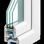 Пластиковые окна Veka 60 WHS