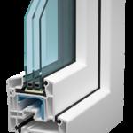 Пластиковые окна Veka Softline Софтлайн